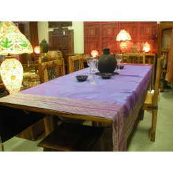 Taffeta brocade tablecloths 150x225 cm