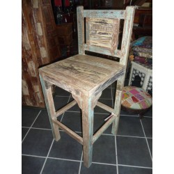 Chairde BAR teak recycled