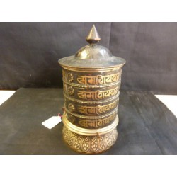 prayer wheels mantras