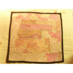 cushion cover old tissus Gujarat - 320
