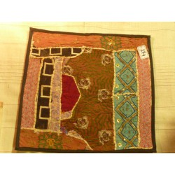 cushion cover old tissus Gujarat - 274