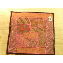 cushion cover old tissus Gujarat - 296