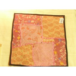 cushion cover old tissus Gujarat - 329
