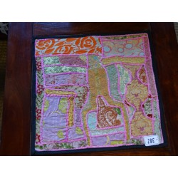 cushion cover old tissus Gudjarat - 382