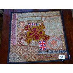 cushion cover old tissus Gudjarat - 340