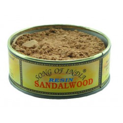 Natural Resin Incense SANDALWOOD