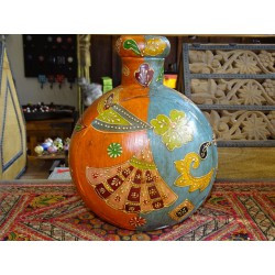 water jar hand painting Nikki PM