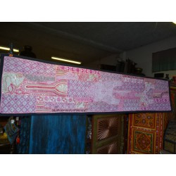 single textile headboard piece 180x45 cm - 5