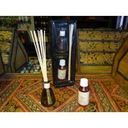 Perfume diffuser with reed - PATCHOULI AMBER