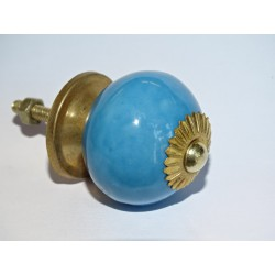 Handle color turquoise