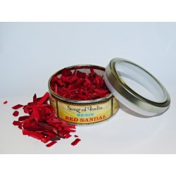 Natural Resin Incense RED SANTAL