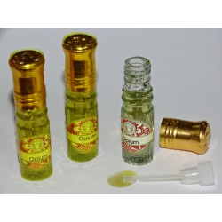 Natural Perfume Oils (3 x 2,5 ml) OPIUM