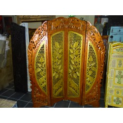 screen round elephant gold/copper color