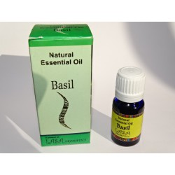 Natural essential oil (10 ml) BASIL