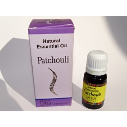 Natural essential oil (10 ml) PATCHOULI