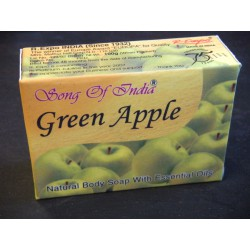 Indian soaps Green Apple (100 Grs)
