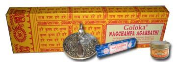 Incense & Fragrances